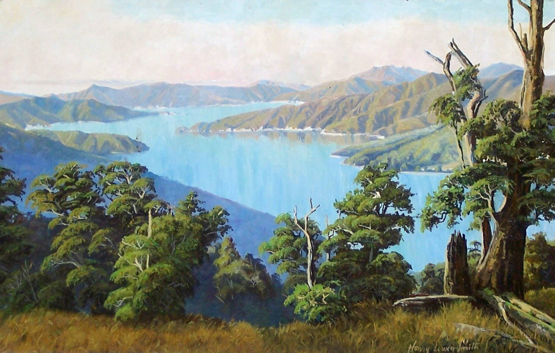 Endeavour Inlet