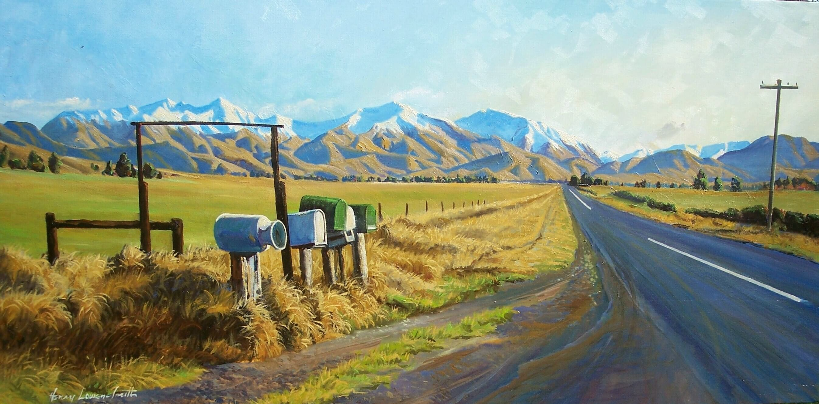 Four Peaks Range Pleasant Valley