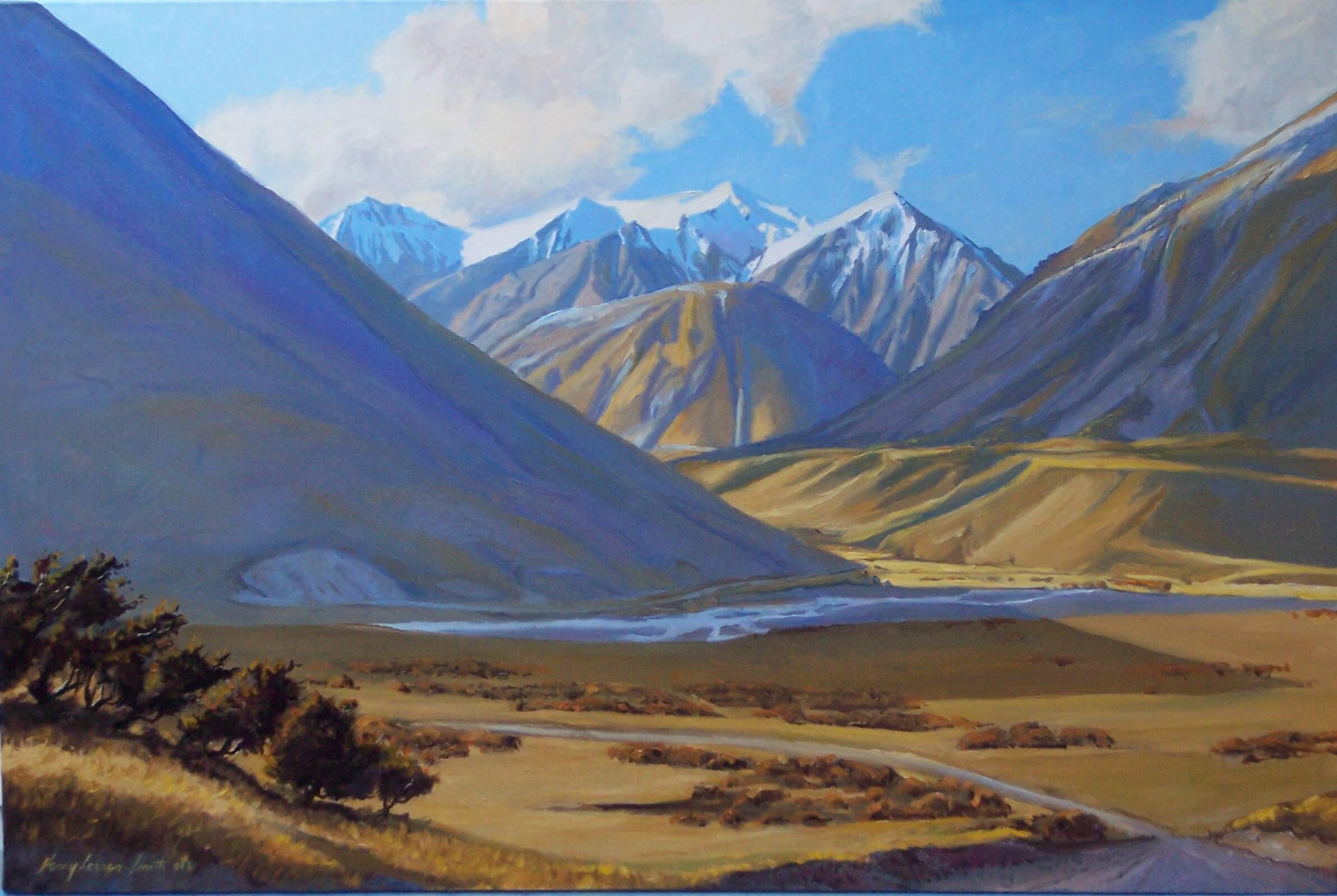Mount Ida Ryton River