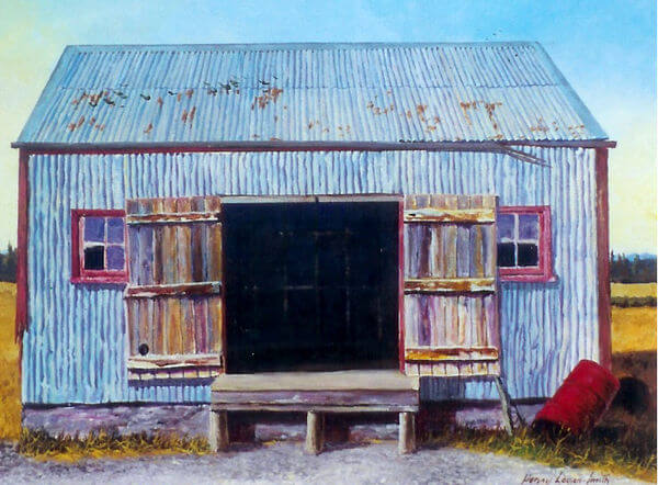 The Manse Farm Shed