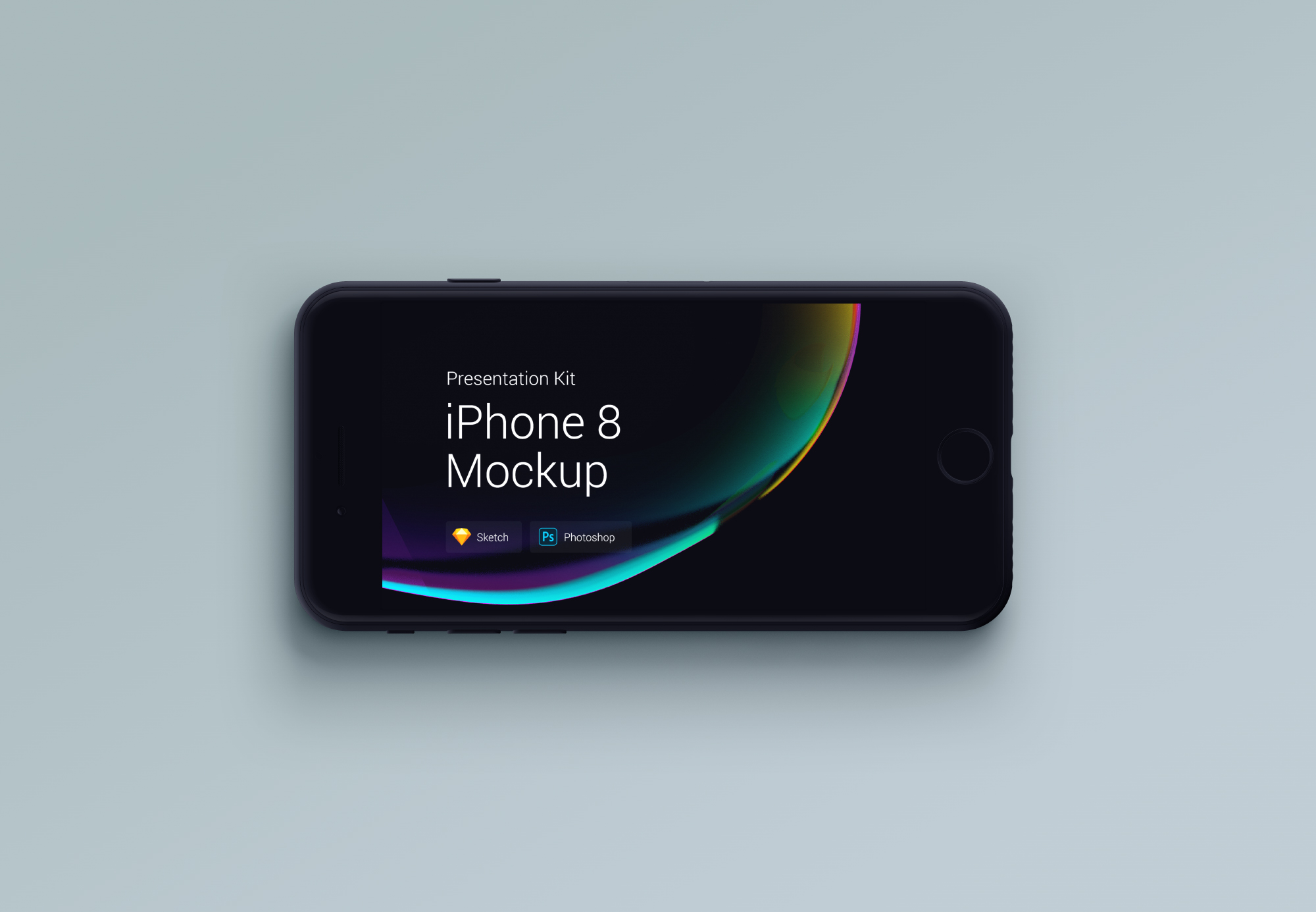 Download Apple iPhone 8 Mockup for Sketch and Photoshop
