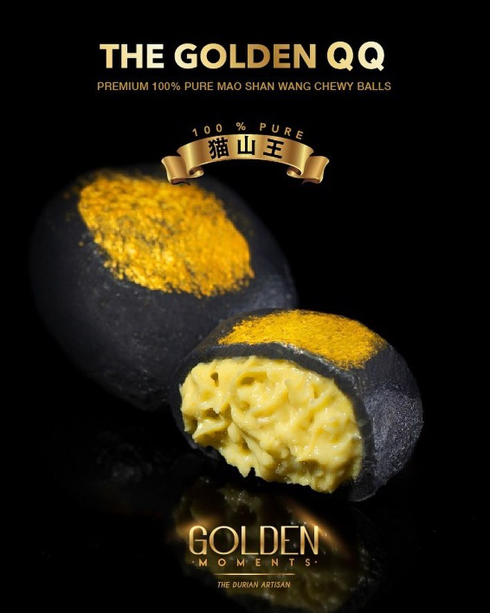 durian mochi golden moments must try