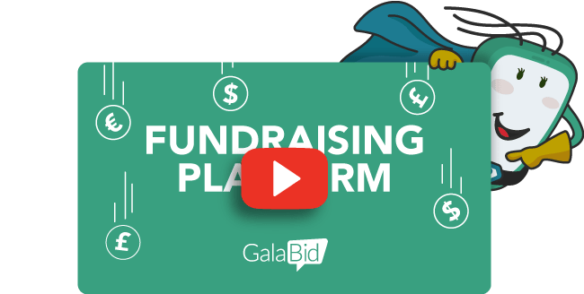 video how to raise money for charity and people in need