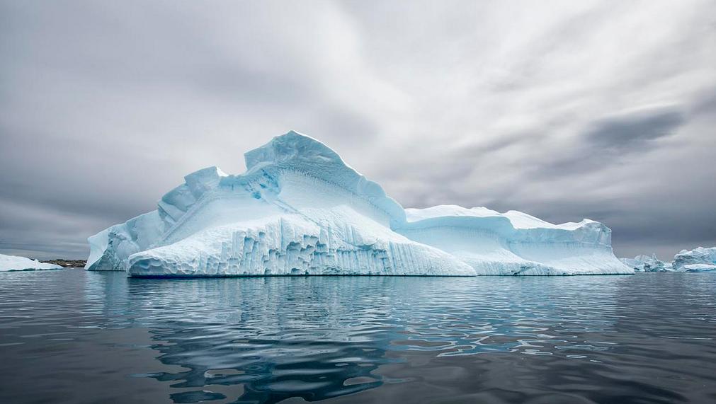 iceberg introvert extrovert