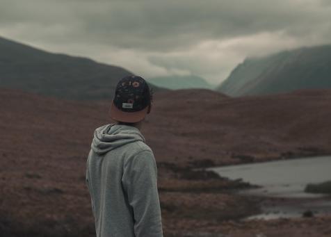 loner in solitude