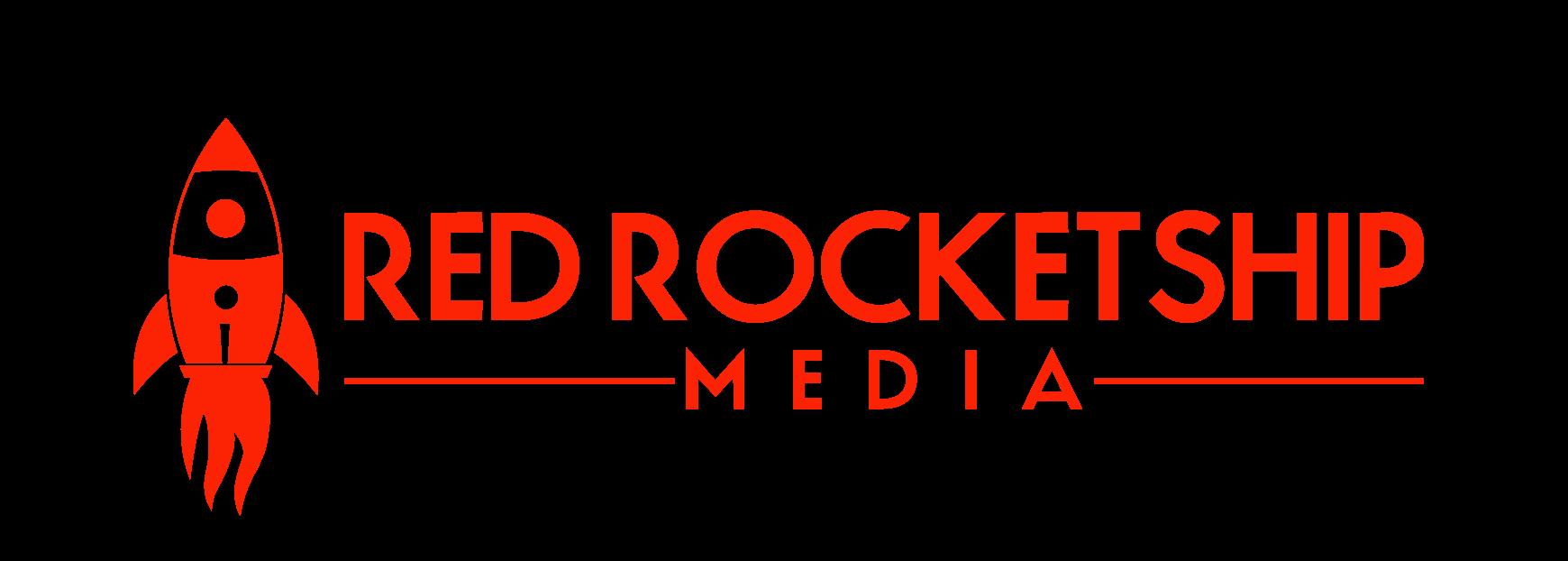 Redrocketshipmedia logo