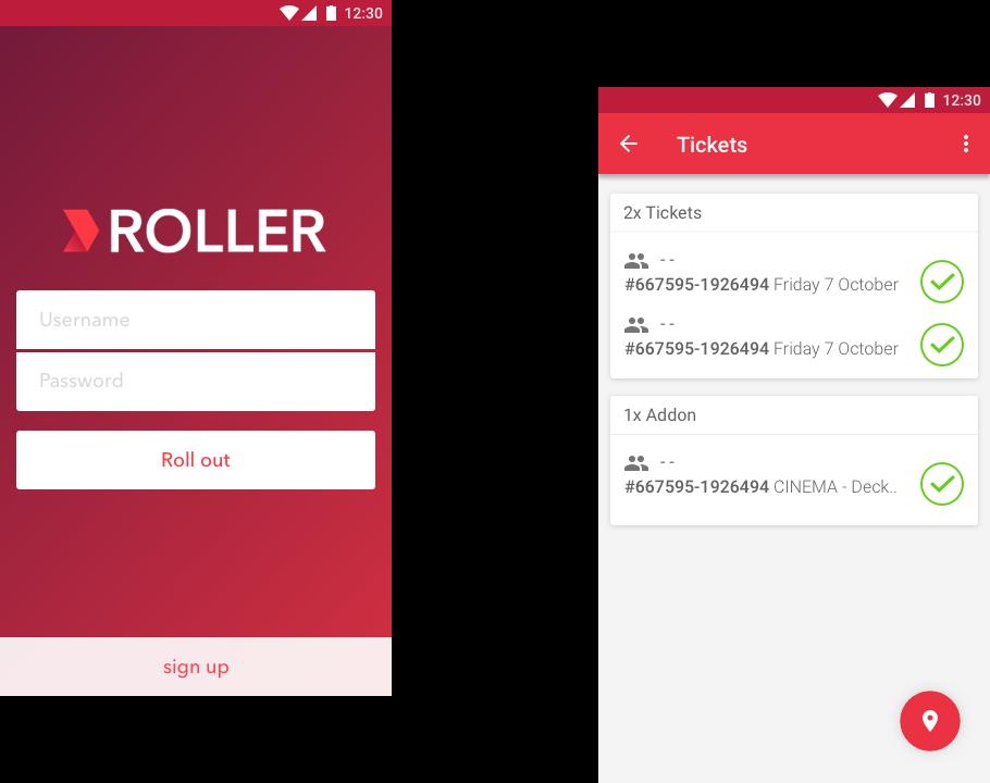 roller app