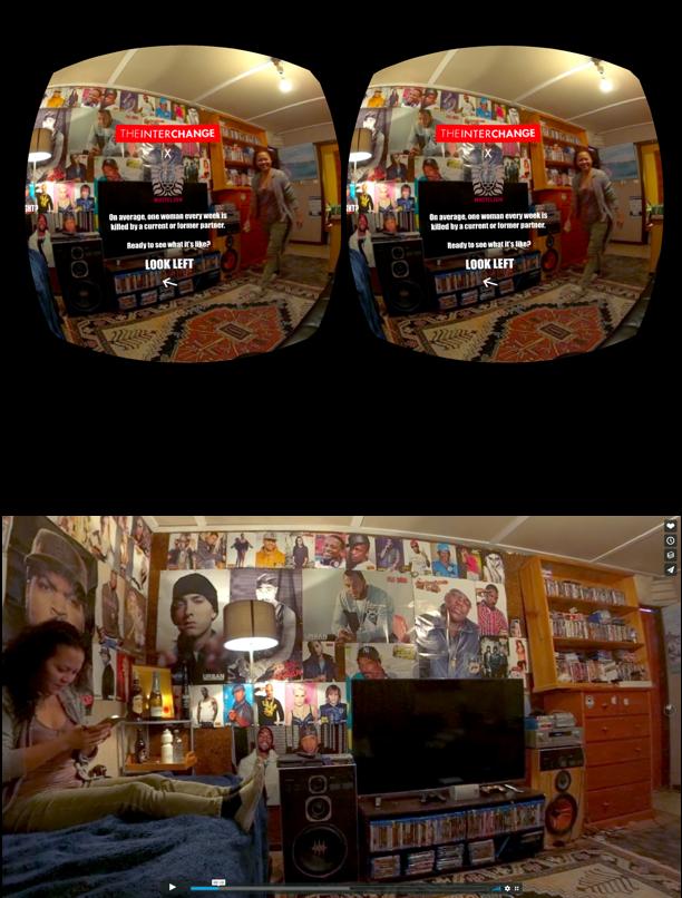 Multi platform VR