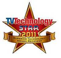 2011 TV Technology Star Award