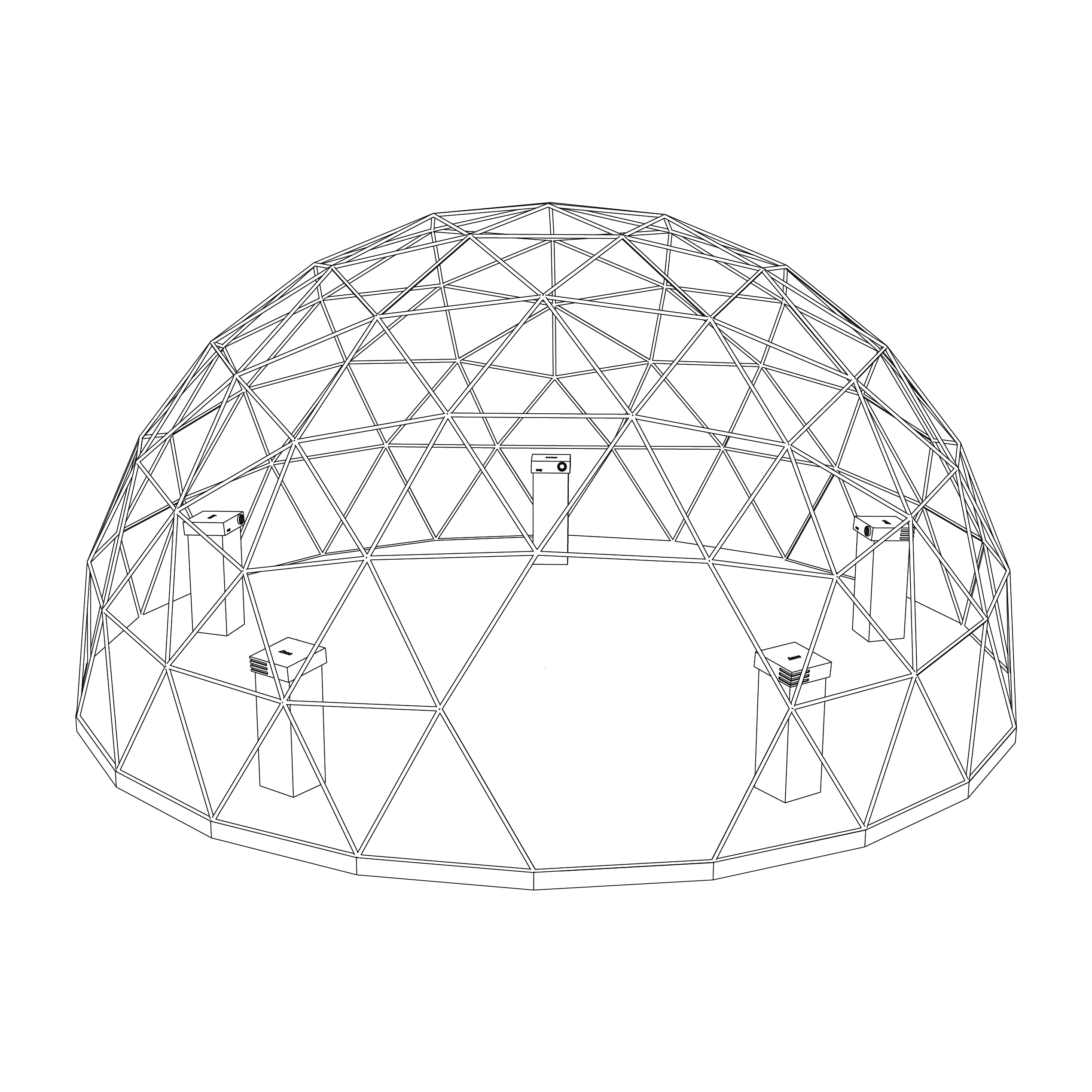 Dôme Immersif