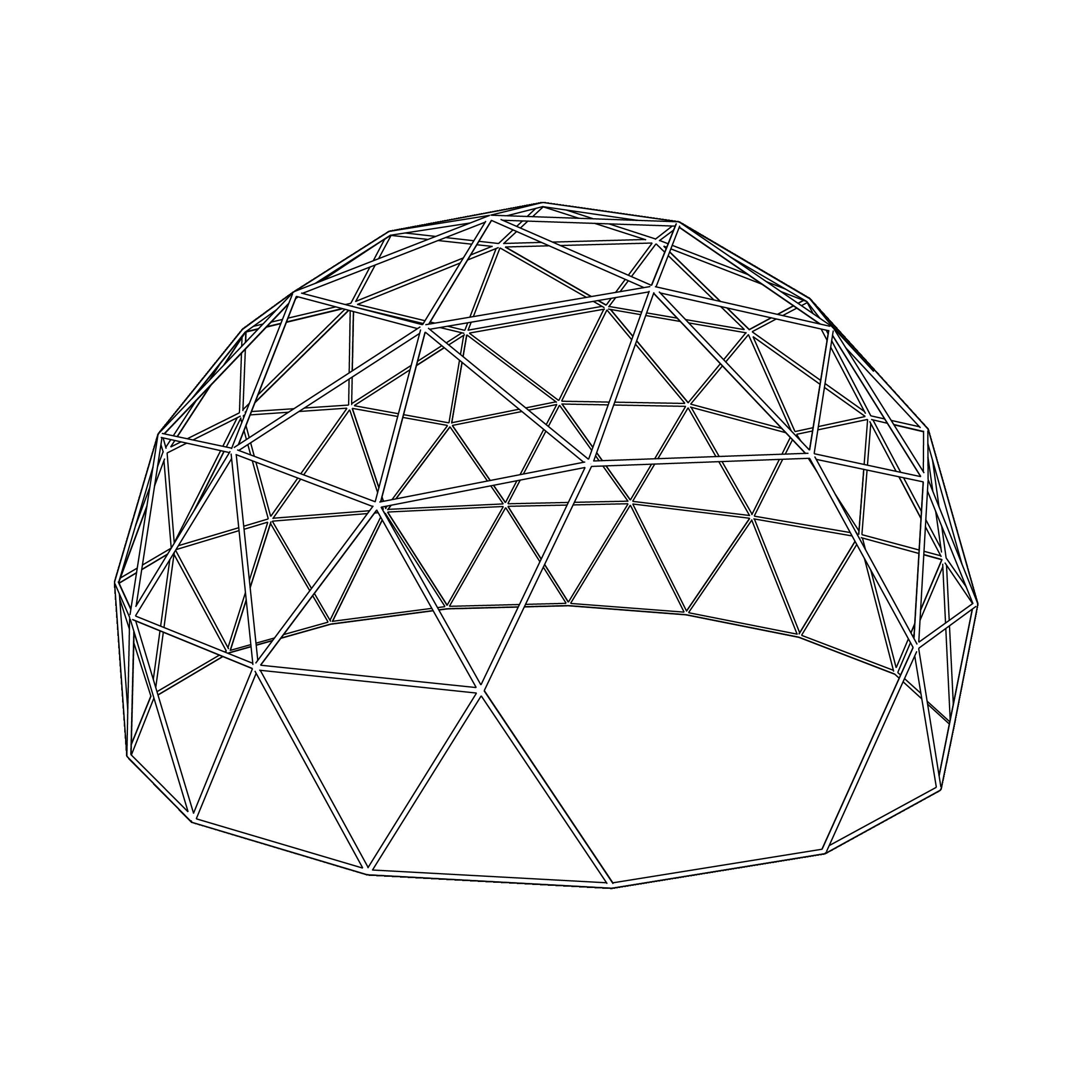 Dôme Métal