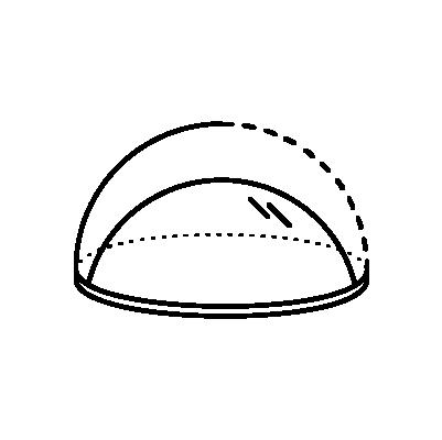 Différentes membranes