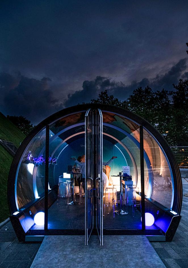 MyBlu Tunnel