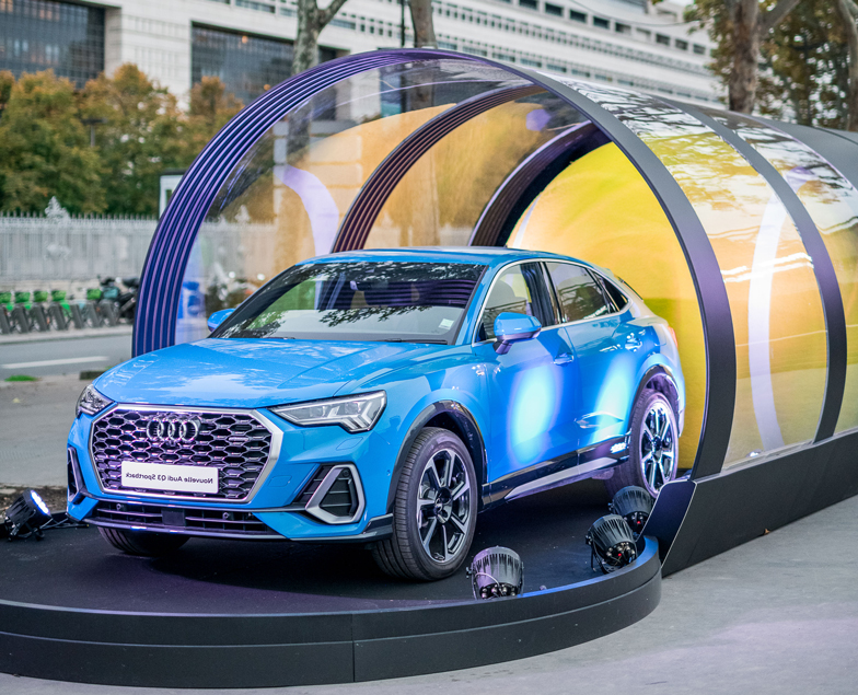 Audi Tunnel