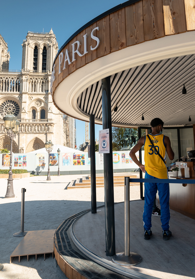 Pop-up Store Notre Dame