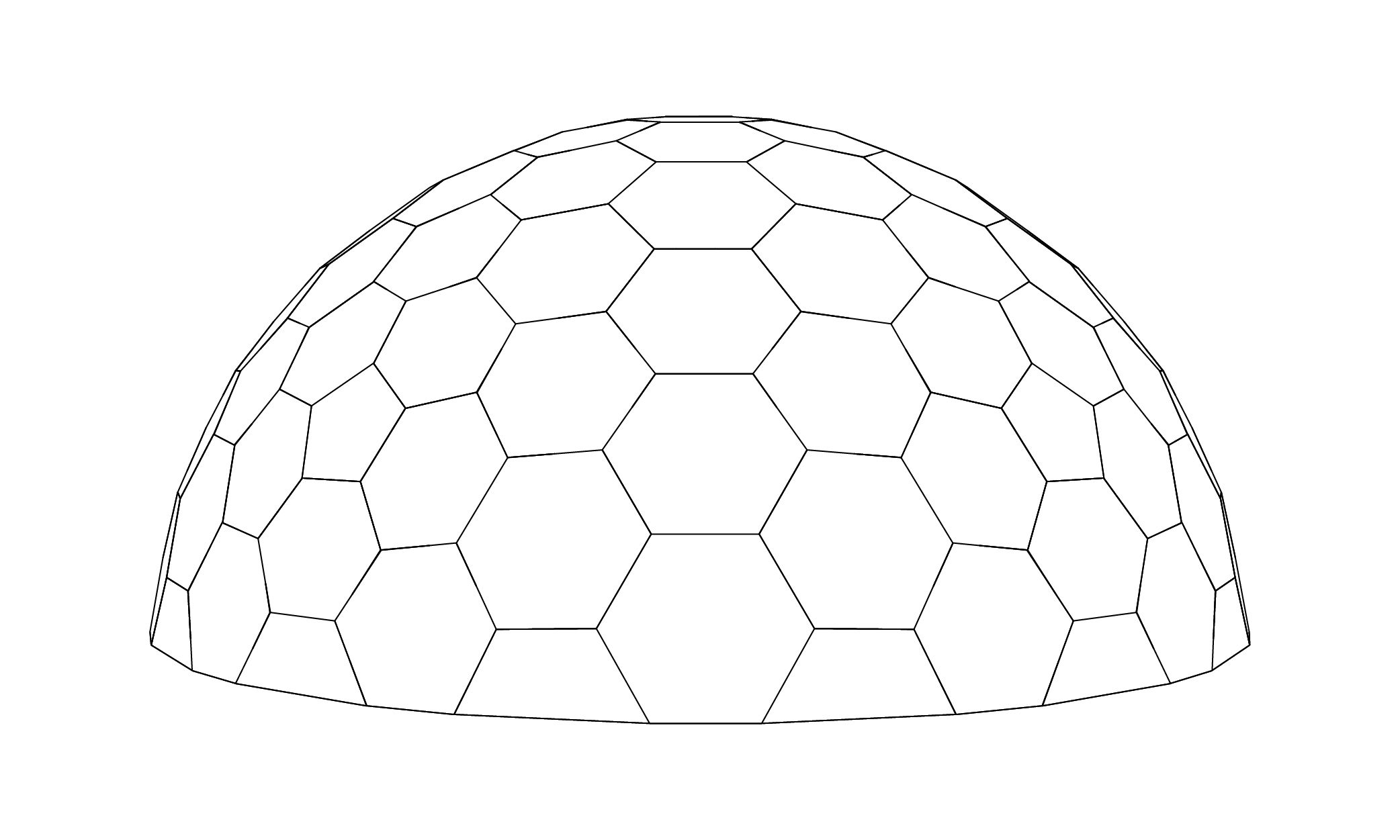 Hexa Dôme