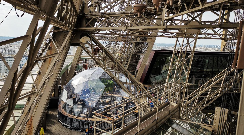Dome Tour Eiffel