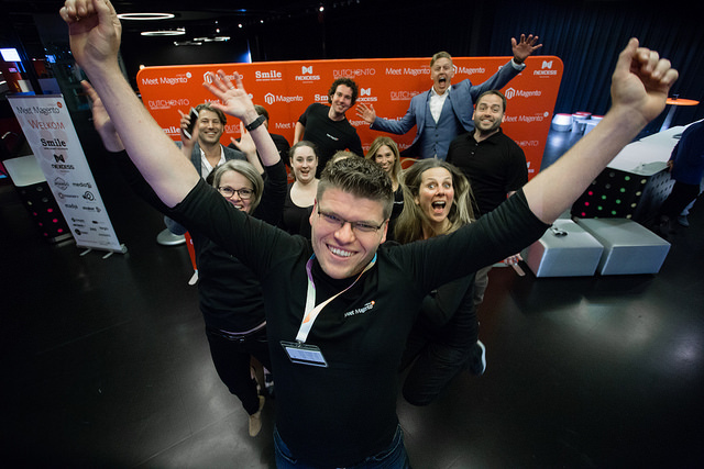 Meet Magento 2016 The Netherlands, day 1