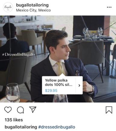 Ventas por Instagram