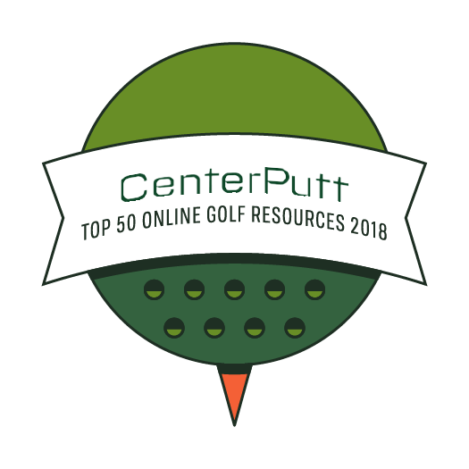 CenterPutt Best Golf Resources Logo