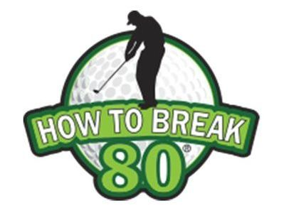 How to Break 80 Logo