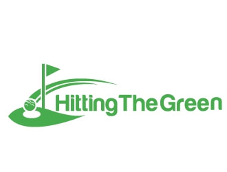 Hitting the Green Logo