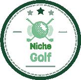 Niche Golf Logo