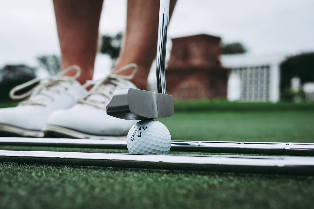 Golf putting practice