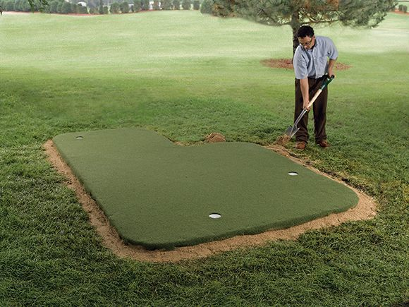The Complete Resource Guide To Building A Diy Putting Green