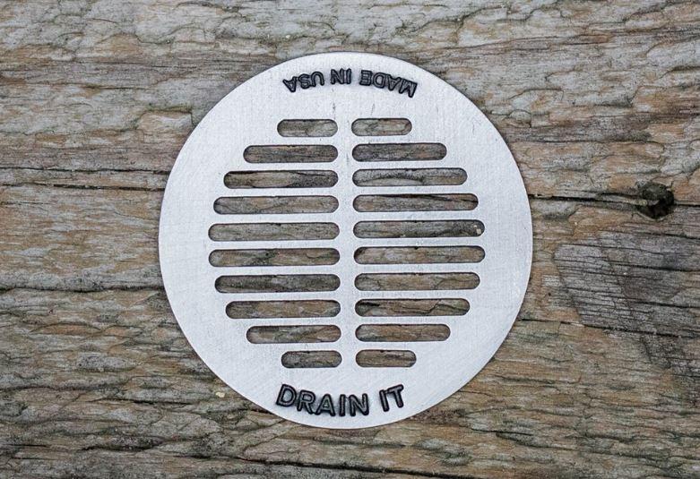 drain it!