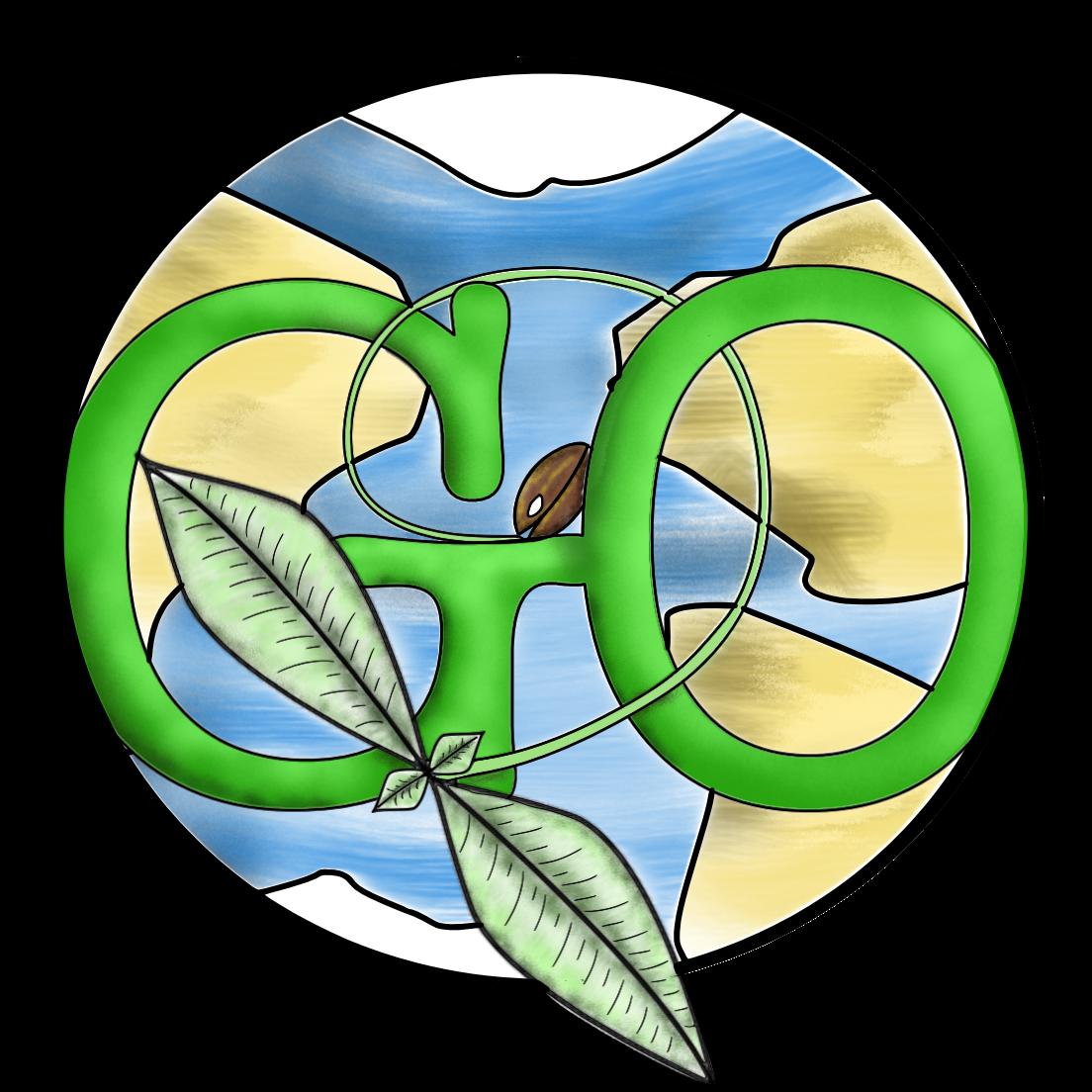 Grön Omstart Logotyp