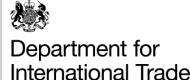 Department of international trade logo