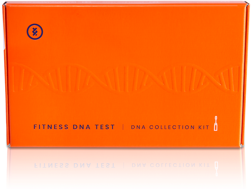 Fitness DNA test kit
