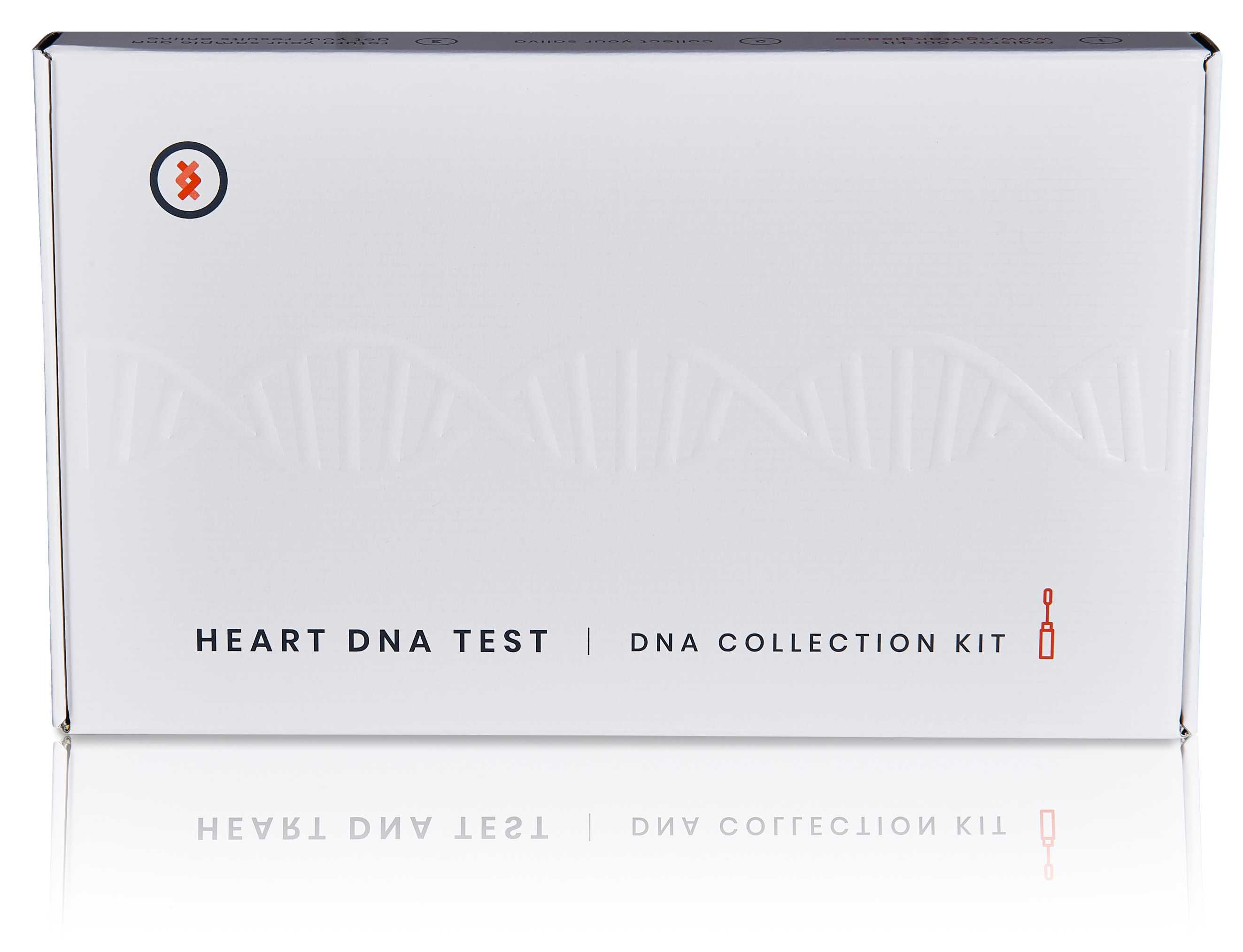 Heart DNA test kit