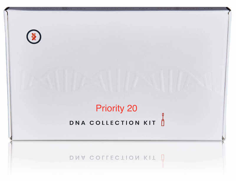Intolerance DNA Test kit