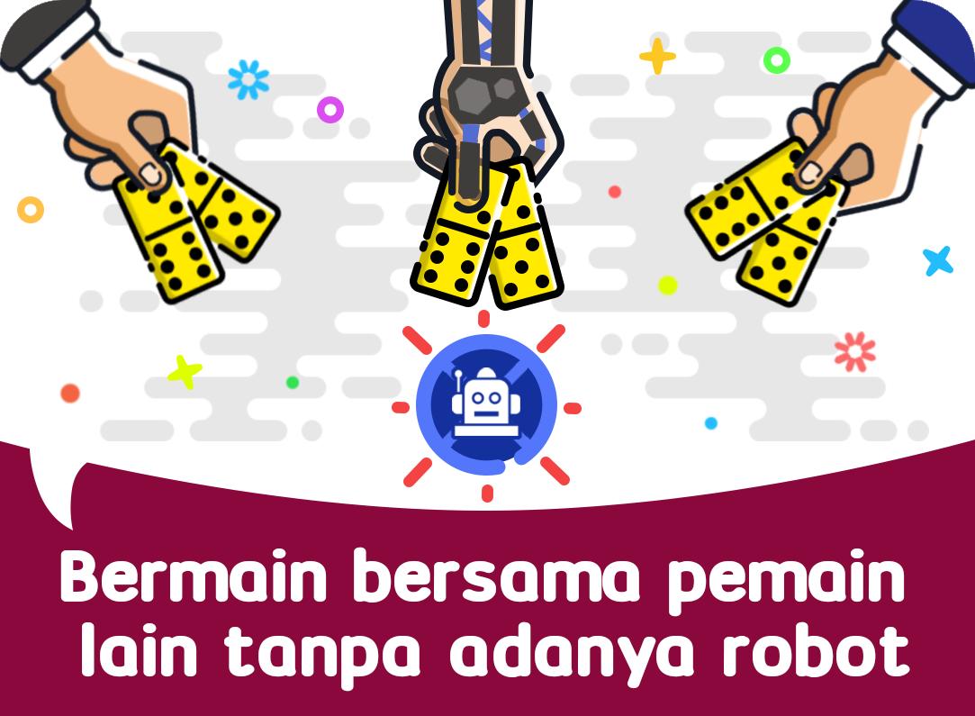 youindo - bermain bersama pemain lain tanpa adanya robot
