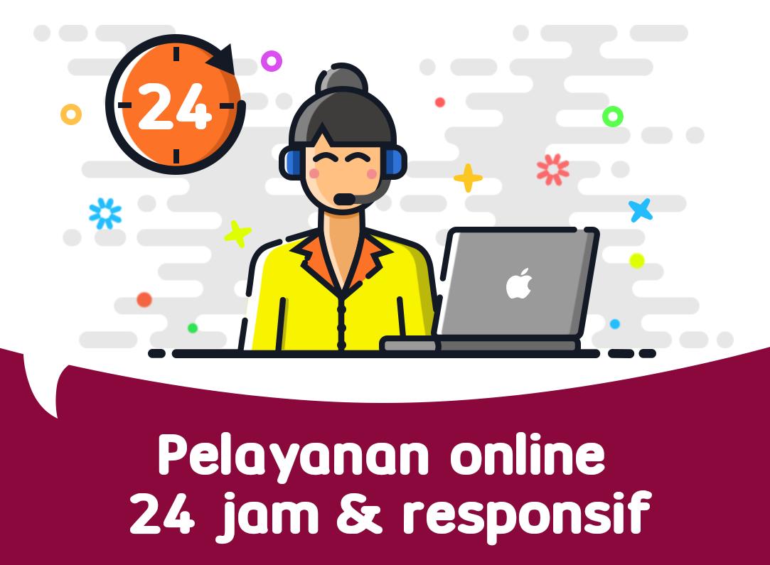 youindo - pelayanan online 24 jam & responsif