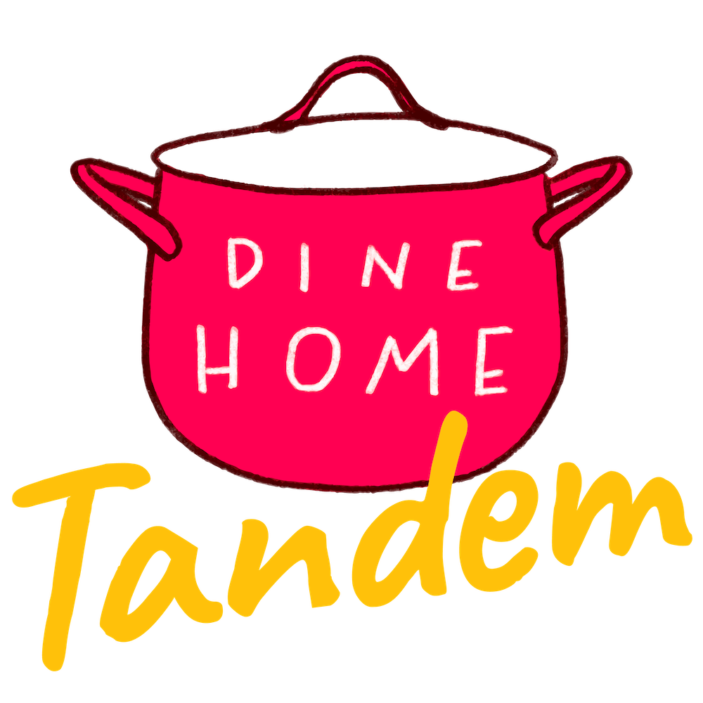 Dinehome Tandem experience logo.
