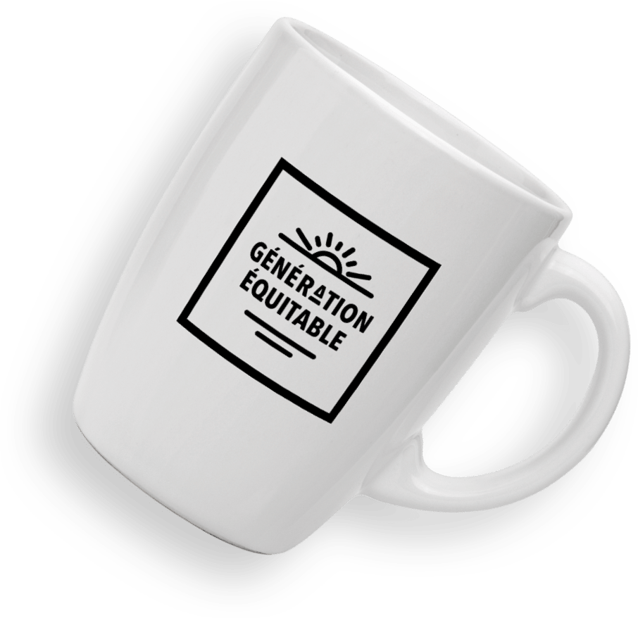 Mug generation equitable