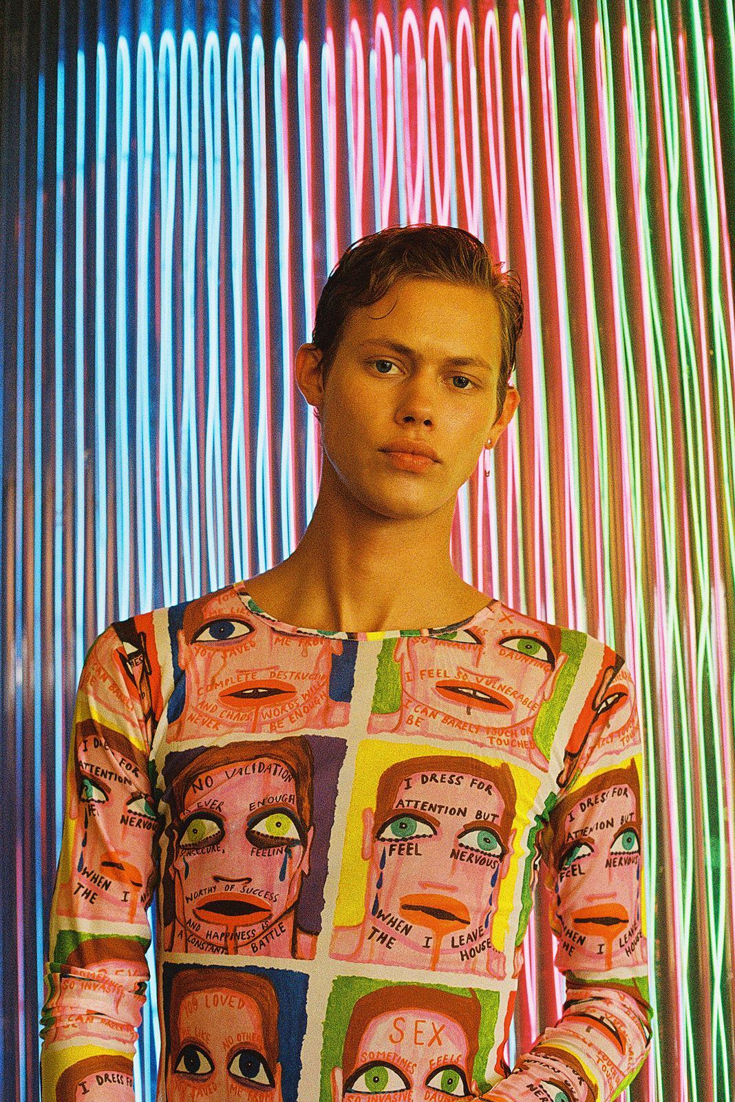 Patrick Church fashion design