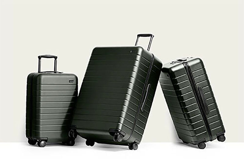 Away Luggage product range