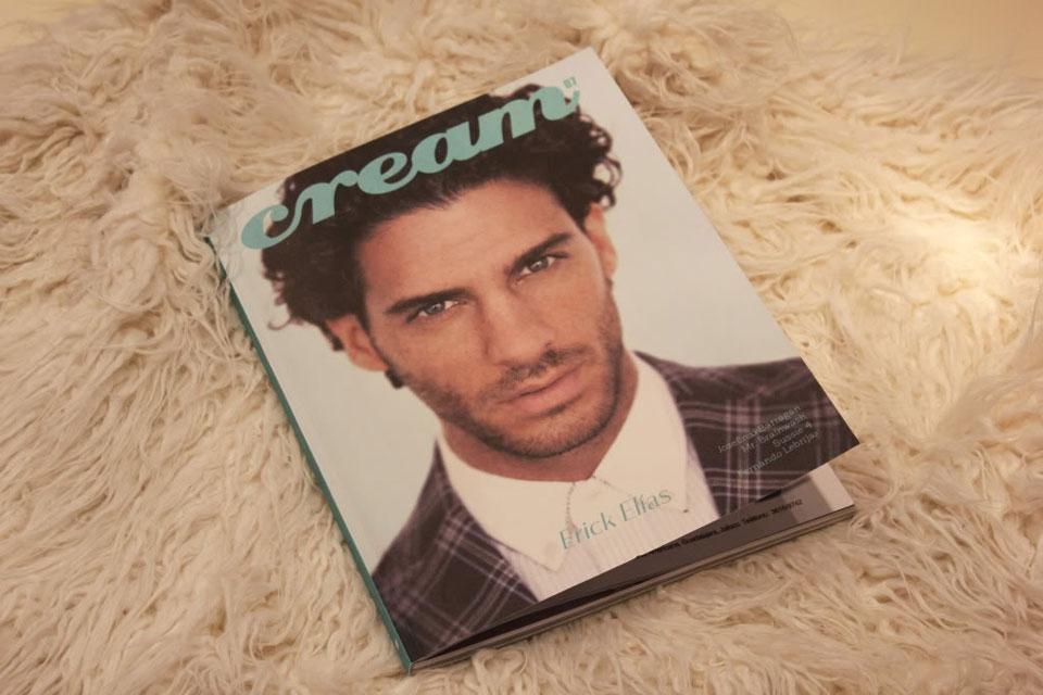 erick elias, my philosophie, cream magazine