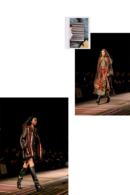 etro, etro fw18, my philosophie, sofia lascurain, street style, fashion week, milano fashion week,