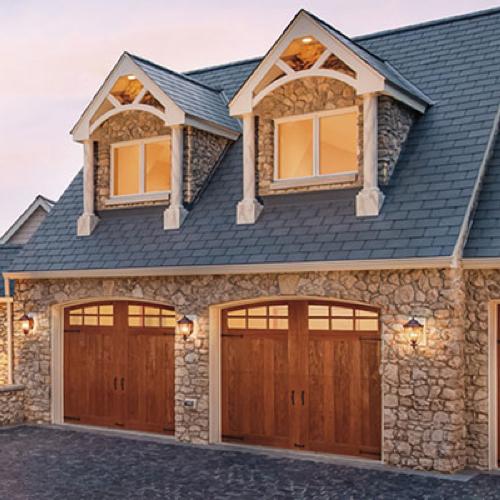 garage door design project