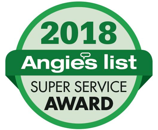 smolar garage doors is a 2018 super service award