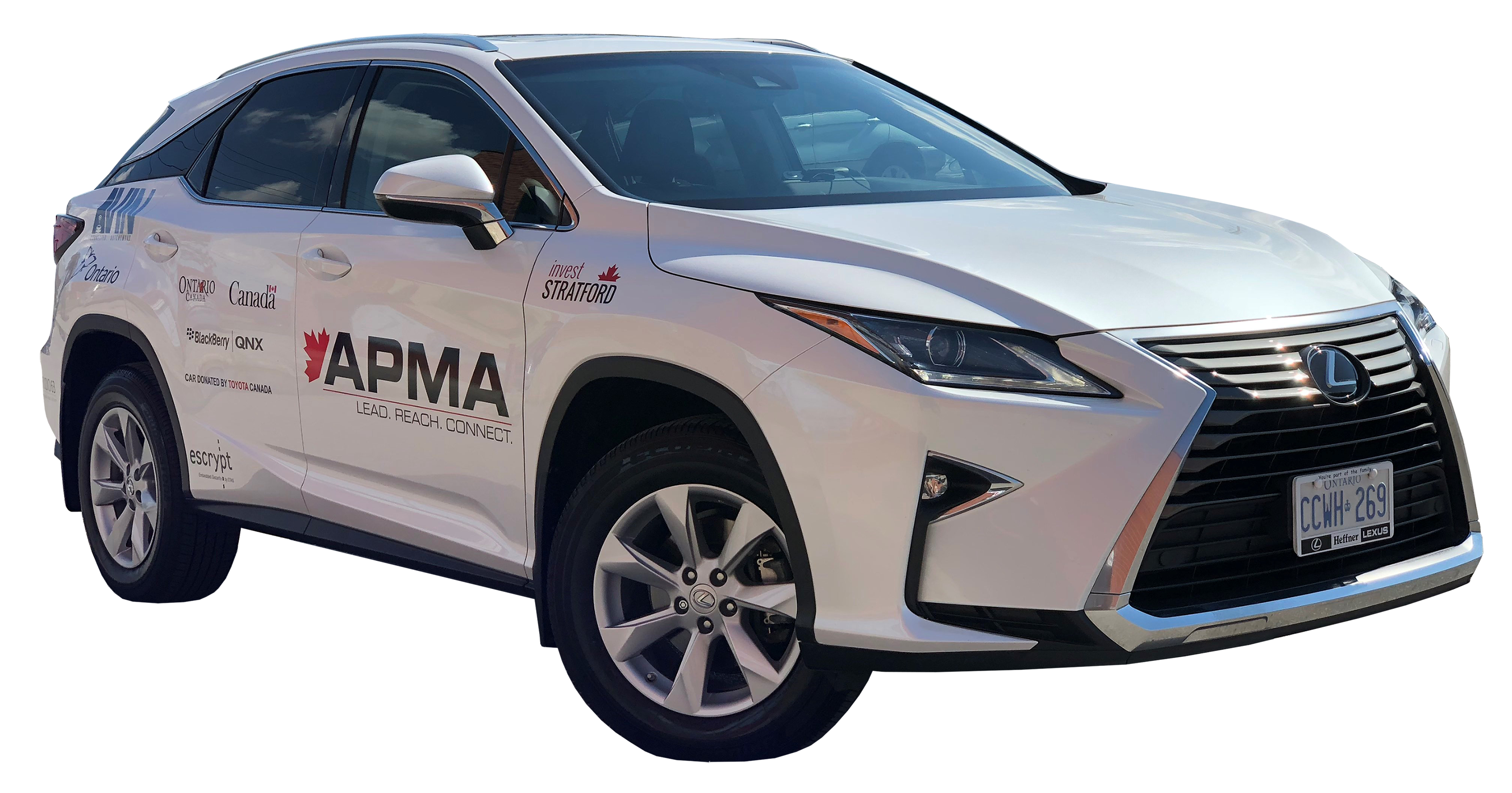 APMA Autonomous Vehicle