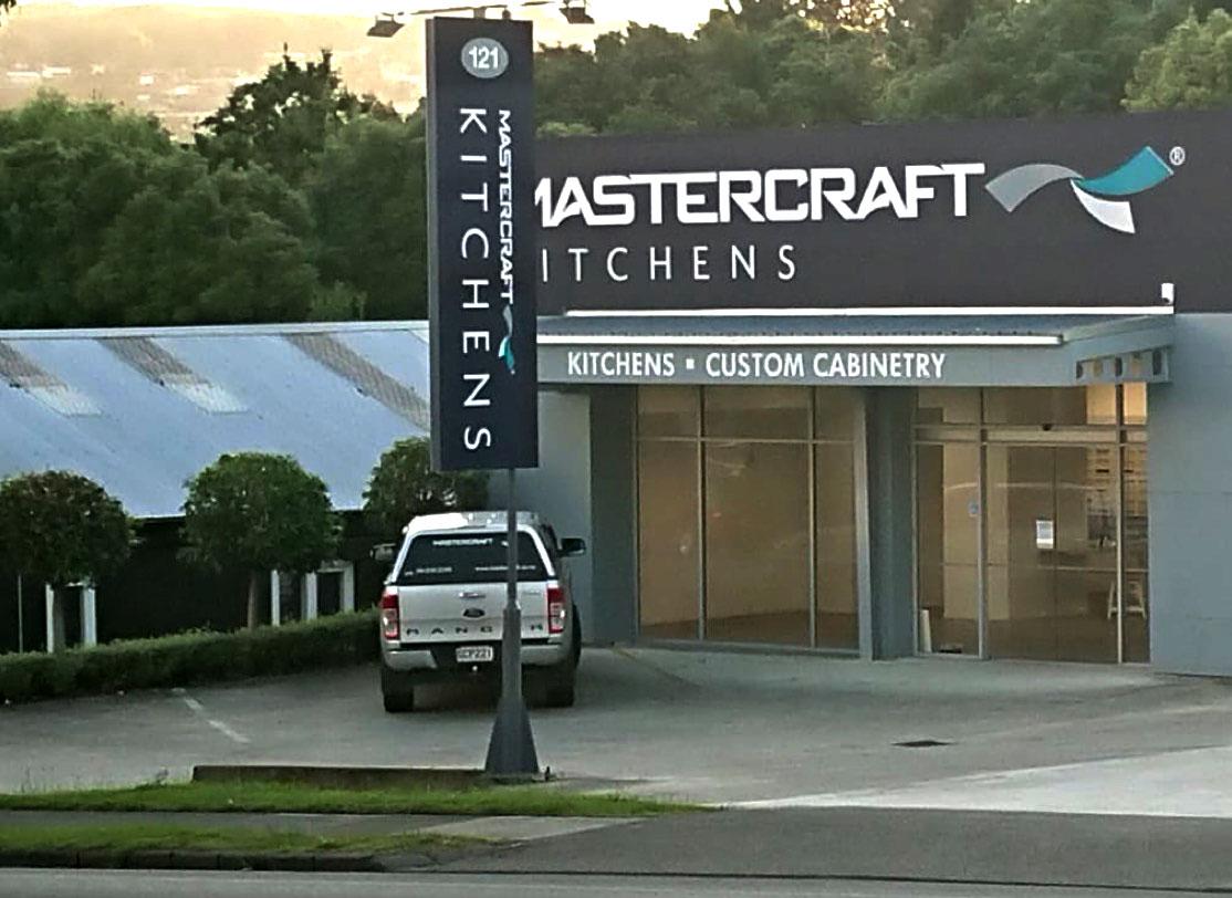 Mastercraft Pukekohe Storefront