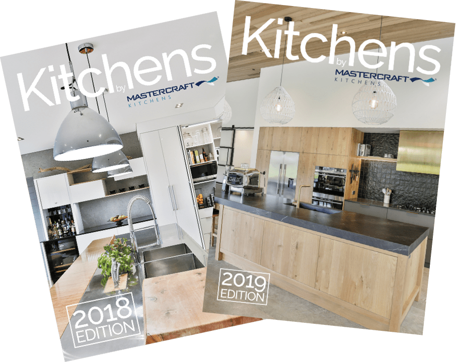 Kitchen lookbook covers