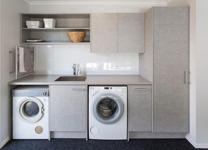Laundry fit out