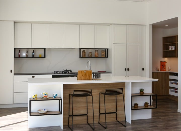 Showroom Kitchen